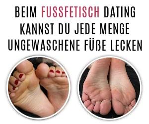 Das große Fußfetisch Dating